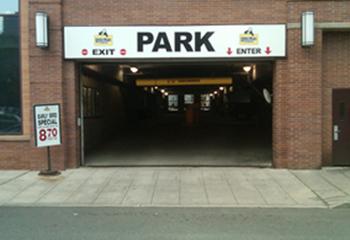 Parknsave shop - Parking garage near my location ...