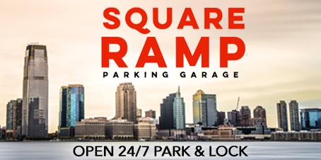 Parknsave Shop Journal Square Garage Jersey City
