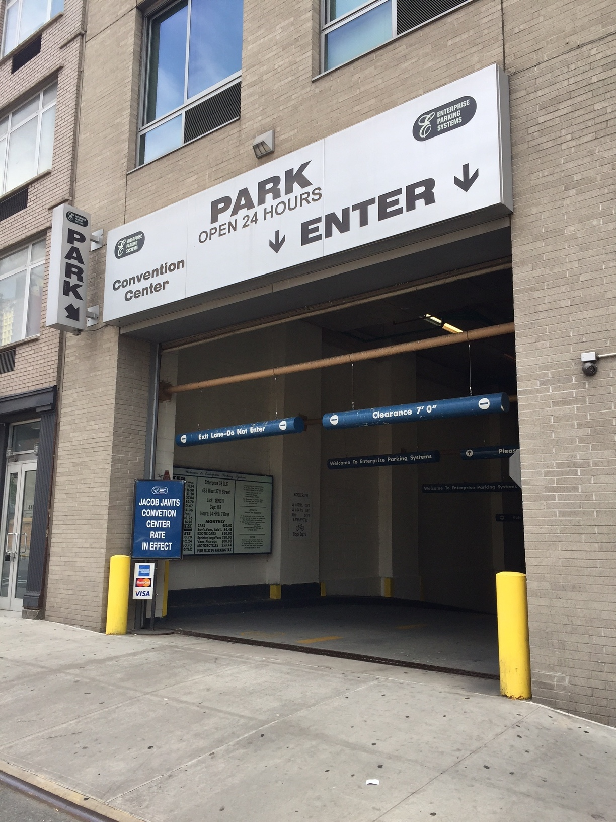 Cheapest parking garage near rockefeller center dandk organizer - Parking garage near my location ...