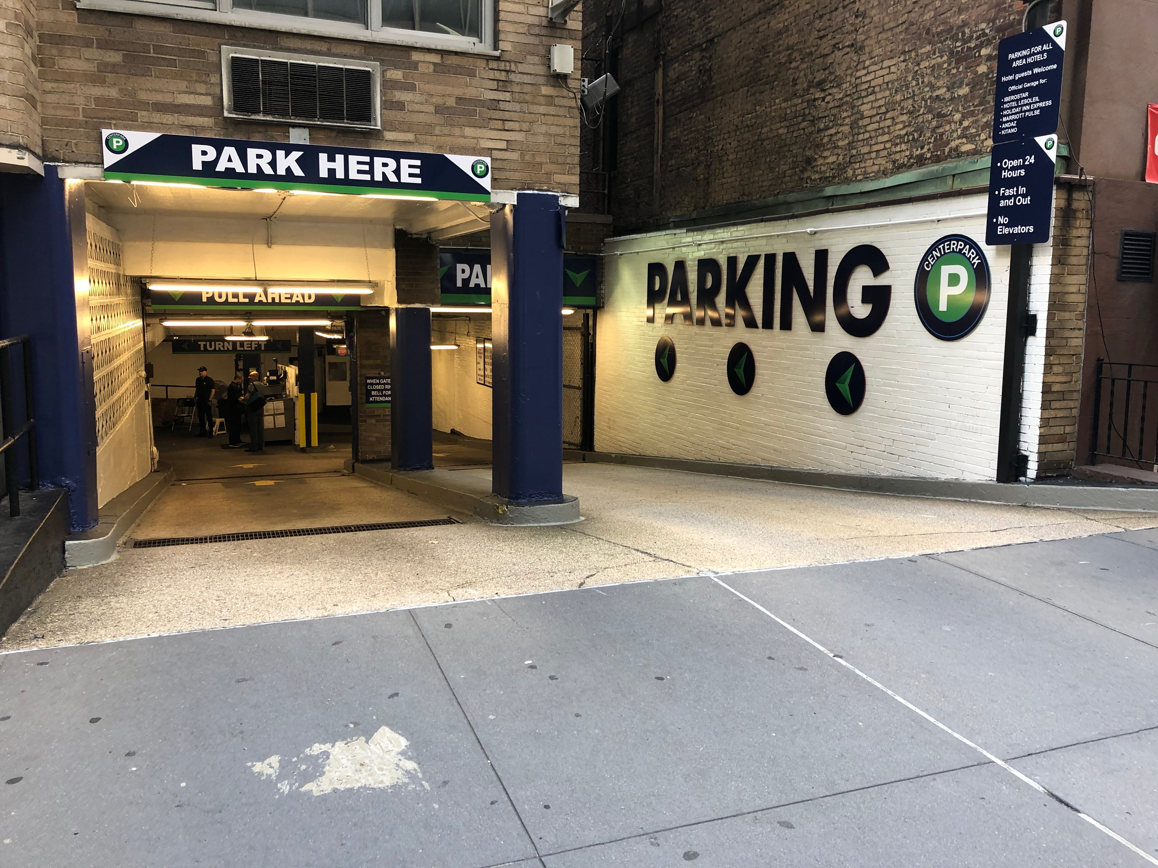 Guaranteed Best Parking Spot Locations